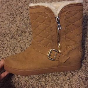 Guess booties NEW